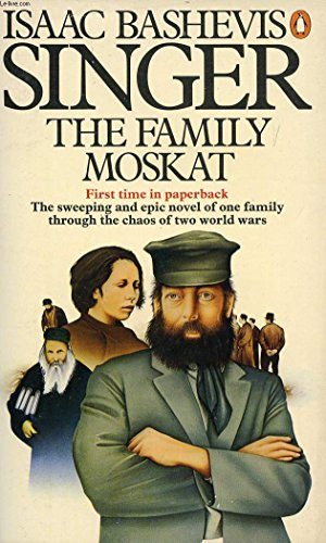 9780140051742: THE FAMILY MOSKAT
