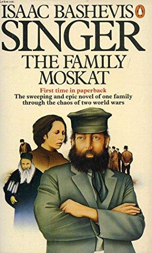 9780140051742: The Family Moskat