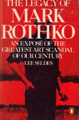9780140052053: The Legacy of Mark Rothko