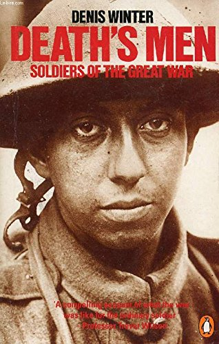 9780140052152: Death's Men: Soldiers of the Great War
