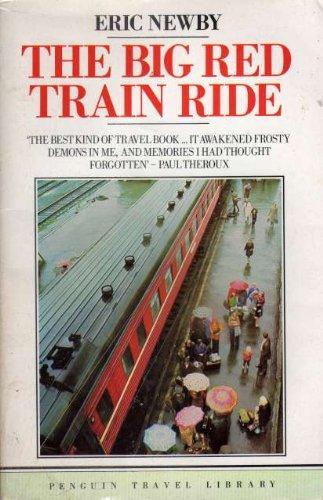 9780140052435: The Big Red Train Ride