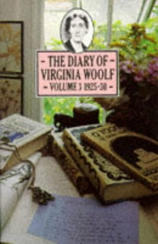 9780140052848: Diary of Virginia Woolf, Vol. 3, 1925-1930