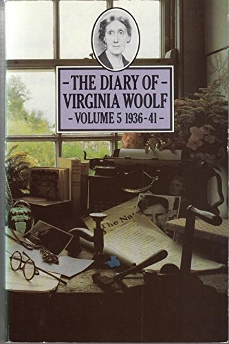 9780140052862: The Diary of Virginia Woolf, Vol. 5: 1936-41