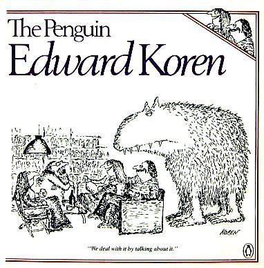 The Penguin Edward Koren (0140053344) by Edward Koren