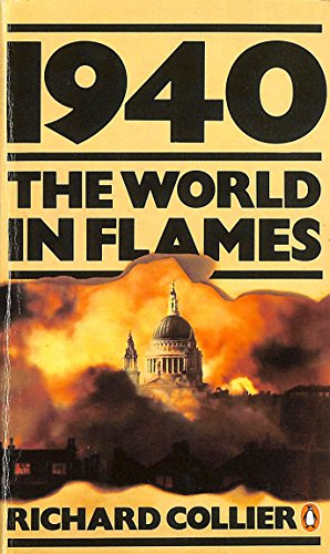 9780140053418: 1940: The World in Flames
