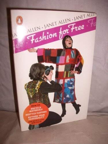 9780140053692: Fashion for Free (Penguin Peacock)