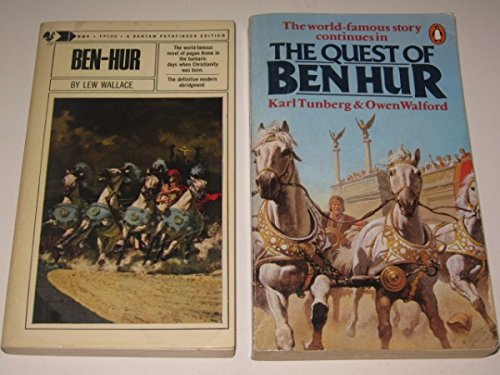 9780140053739: The Quest Of Ben Hur