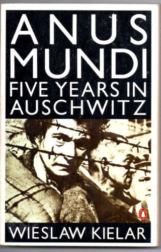 9780140053852: Anus Mundi: Five Years in Auschwitz