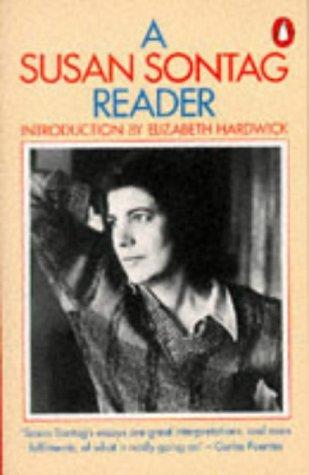 A Susan Sontag Reader: Sontag, Susan