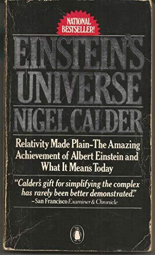 9780140054996: Einstein's Universe