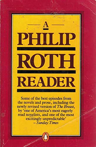 A Philips Roth Reader.: Roth, Philip; Martin Green.