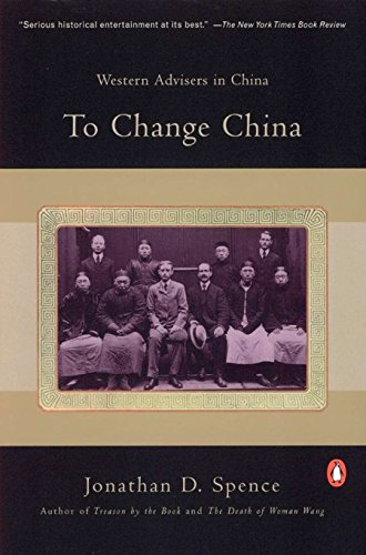 9780140055283: To Change China: Western Advisers in China