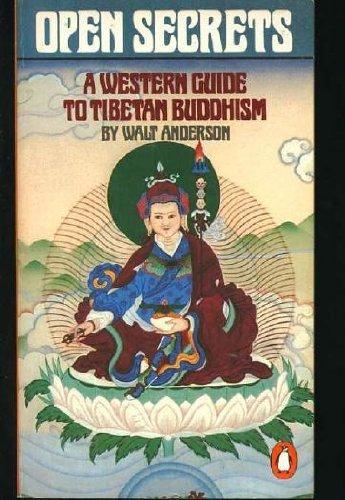 9780140055498: Open Secrets: Western Guide to Tibetan Buddhism