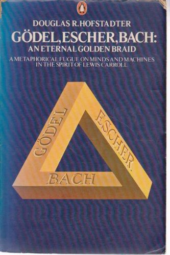 9780140055795: Gödel, Escher, Bach: An Eternal Golden Braid