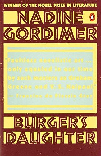 9780140055931: Burger's Daughter