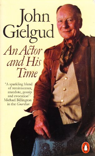 9780140056365: AN Actor and His Time
