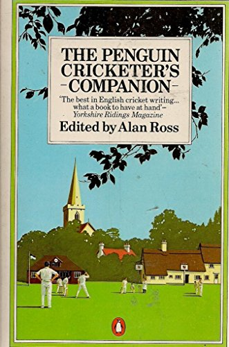 9780140056563: Cricketer's Companion