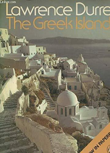 Greek Islands: Durrell, Lawrence