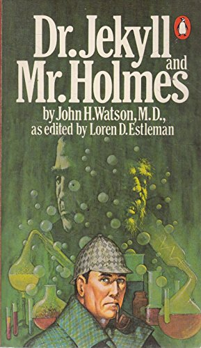 9780140056655: Dr. Jekyll and Mr. Holmes