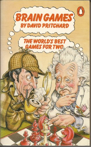9780140056822: Brain Games: World's Best Games for Two