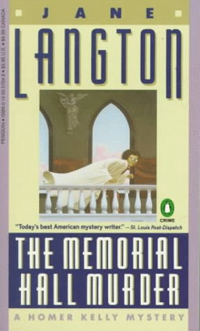 9780140057041: The Memorial Hall Murder: A Homer Kelly Mystery