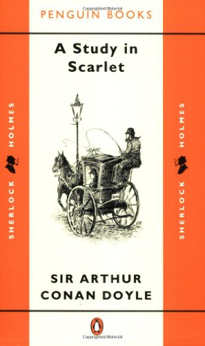9780140057072: A Study in Scarlet (Sherlock Holmes)
