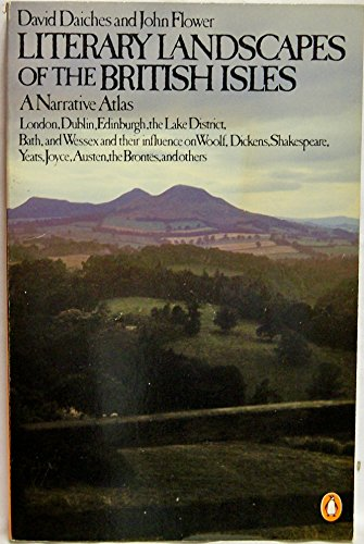 9780140057355: Literary Landscapes of the British Isles: A Narrative Atlas