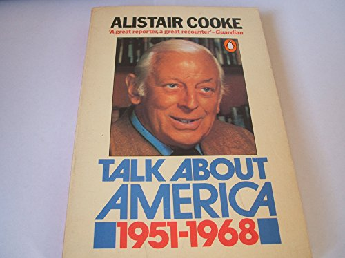 9780140057645: 'TALK ABOUT AMERICA, 1951-68'