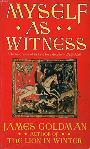 9780140057713: Myself as Witness