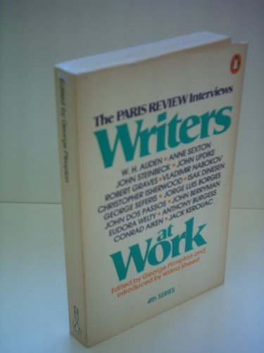 "9780140058185: Writers at Work: 5th Series: The ""Paris Review"" Interviews"