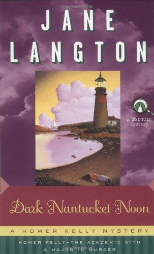 9780140058369: Langton Jane : Dark Nantucket Noon (Homer Kelly Mysteries)