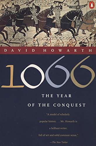 1066: The Year of the Conquest: Howarth, David