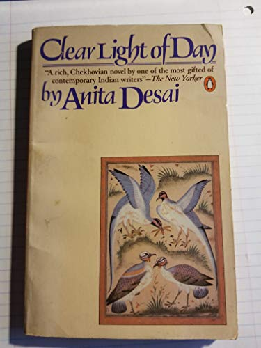 The Clear Light of Day (King Penguin) (0140058605) by Anita Desai