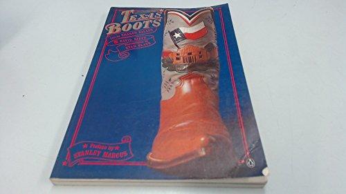 9780140058833: Texas Boots