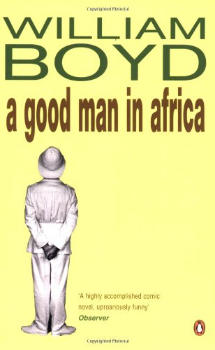 9780140058871: A Good Man in Africa (Hors Catalogue)