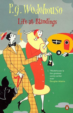 9780140059038: P. G. Wodehouse Life At Blandings Omnibus: Something Fresh, Summer Lightning, and, Heavy Weather