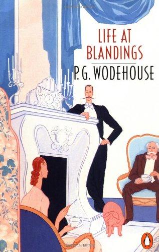 9780140059038: Life at Blandings (OMNIBUS)