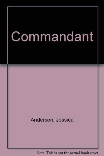 Commandant: Anderson, Jessica