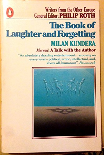 9780140059243: The Book of Laughter and Forgetting (Writers from the Other Europe)