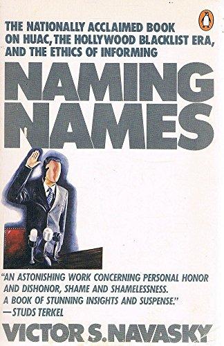 9780140059427: Naming Names