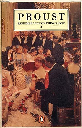9780140059526: Modern Classics 02 Rememberance Of Things Past (Penguin Modern Classics) (v. 2)