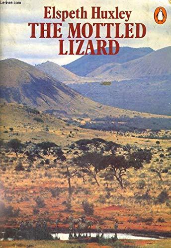 9780140059588: The Mottled Lizard