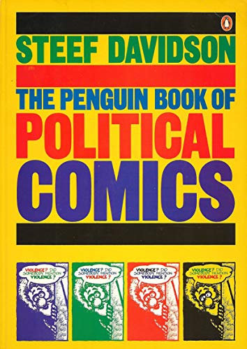 9780140060355: The Penguin Book of Political Comics