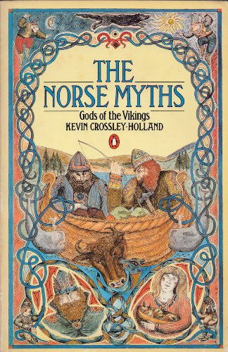 9780140060560: The Norse Myths: Gods of the Vikings