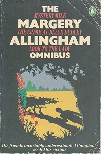 Margery Allingham Omnibus (0140060588) by Margery Allingham