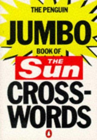 9780140061192: Penguin Bk the Sun Jumbo Cross (Penguin crossword puzzles) (No. 1)