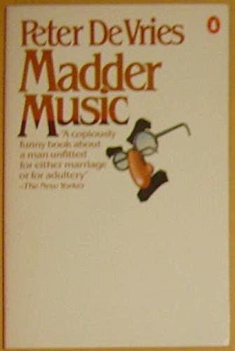 9780140061338: Madder Music