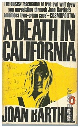 9780140061789: A Death in California