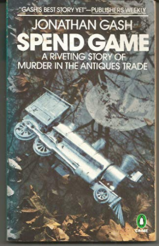 Spend Game (Lovejoy Mystery): Gash, Jonathan