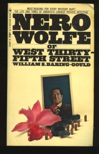 9780140061949: Nero Wolfe of West 35th Street